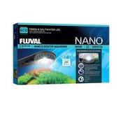 Fluval Eco Nano Freshwater & Saltwater LED
