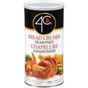 4C Foods Seasoned Bread Crumbs