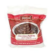 Royal Chocolate Flavor Instant Pudding And Pie Filling Mix