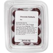Hy-Vee Maltballs, Chocolate