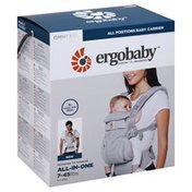 Ergobaby, Inc. Baby Carrier, All Position, All-In-One, Omni 360, 7-45 lbs