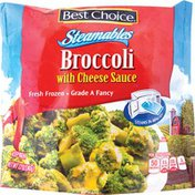 Best Choice Broccoli Cheese Sauce