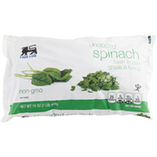 Food Lion Spinach, Chopped