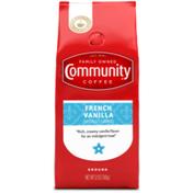 Community Coffee French Vanilla Ground Coffee
