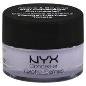 NYX Professional Makeup Concealer, Full Coverage, Lavender CJ11