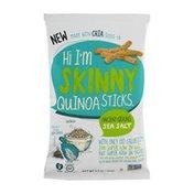 Hi I'm Skinny Sticks Hi I'm Skinny Quinoa Sticks Sea Salt