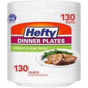 Hefty Foam Hefty 10.25 In. Dinner Foam Plates