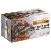 Echelon Foods Turkey Breast Roast, With Brown Rice Apple And Bacon Stuffing, Box