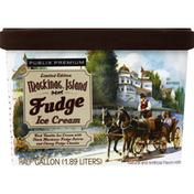 Publix Premium Ice Cream, Mackinac Island Fudge