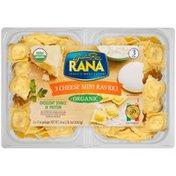 Giovanni Rana Organic 3 Cheese Mini Ravioli