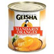 Geisha Mandarin Oranges