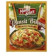 Mama Sitas Stir-Fry Mix, Pansit Bihon, Rice Noodle