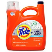 Tide Ultra Concentrated Liquid Laundry Detergent, Fresh Linen