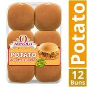 Brownberry/Arnold/Oroweat Potato Hamburger Buns