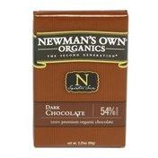 Newman's Own 2.25oz Dark Chocolate Bar