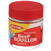 Valu Time Beef Bouillon Cubes