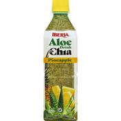 Iberia Ib Aloe Vera W/Chia Pineapple
