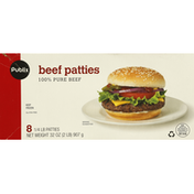 Publix Beef Patties