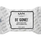 NYX Professional Makeup Wipes, Makeup Remover