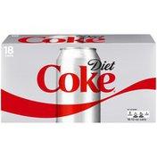 Diet Coke 12 Oz Cola