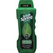 Irish Spring Body Wash, Black Mint