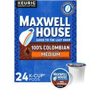 Maxwell House 100% Colombian Medium Roast K-Cup® Coffee Pods