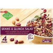 Betty Crocker Select with Cranberries & Almonds Grains & Quinoa Salad