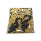 Coco Loco Jewelry Expander Horn Split Earring