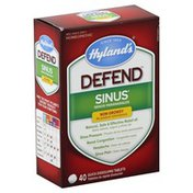 Hyland's Sinus, Non-Drowsy, Quick-Dissolving Tablets
