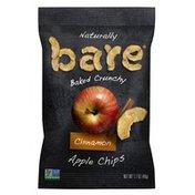 Bare Fruit Crunchy Apple Chips Cinnamon