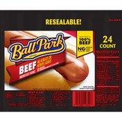 Ball Park Beef Franks, Original Length