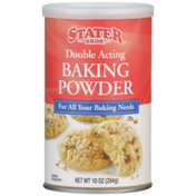 Stater Bros. Markets Double Acting Baking Powder