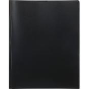 Top Flight Folder, Black
