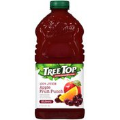 Tree Top Apple Fruit Punch 100% Juice