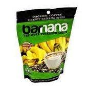 Barnana Organic Coffee Chewy Banana Bites