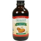 Frontier Natural Products Co-op Frontier Certified Organic Almond Extract