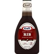 Kraft Barbecue Sauce, Sweet 'N Sticky Rib