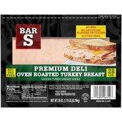 Bar-S Premium Deli Oven Roasted Turkey Breast