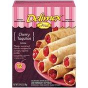 Delimex Cherry Fruit Taquitos