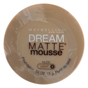 Maybelline Dream Matte Mousse Nude 4 Light