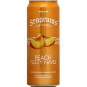 Seagram's Malt Beverage, Peach Fuzzy Navel