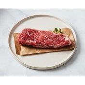 Imported Grass Fed Boneless Beef Strip Loin Roast
