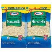 Kraft Mozzarella 16 Oz Shredded Cheese