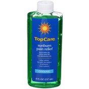 TopCare Sunburn Pain Relief Gel