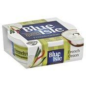 Blue Isle Yogurt Spread, Mediterranean, French Onion