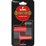 Kiwi Foam Polish Applicator, Leather Shoes