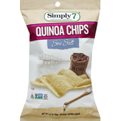 Simply 7 Quinoa Chips, Sea Salt