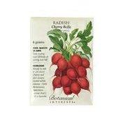Botanical Interests Cherry Belle Radish Seeds