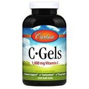 Carlson Labs C-Gels