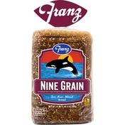 Franz Bread, San Juan Island, Nine Grain